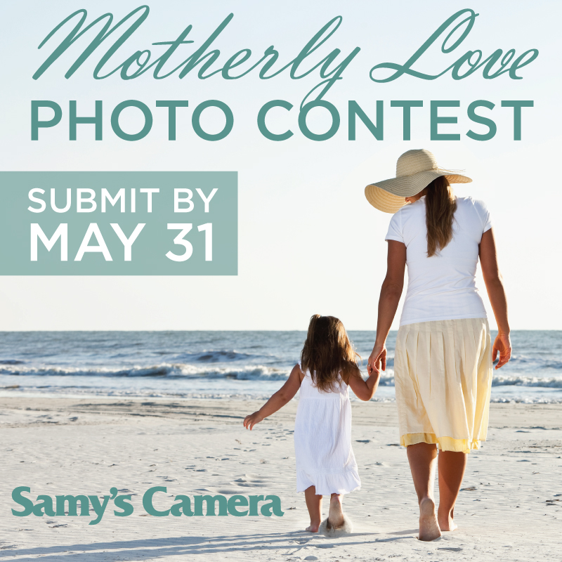 Motherly Love Photo Contest: April 2015
