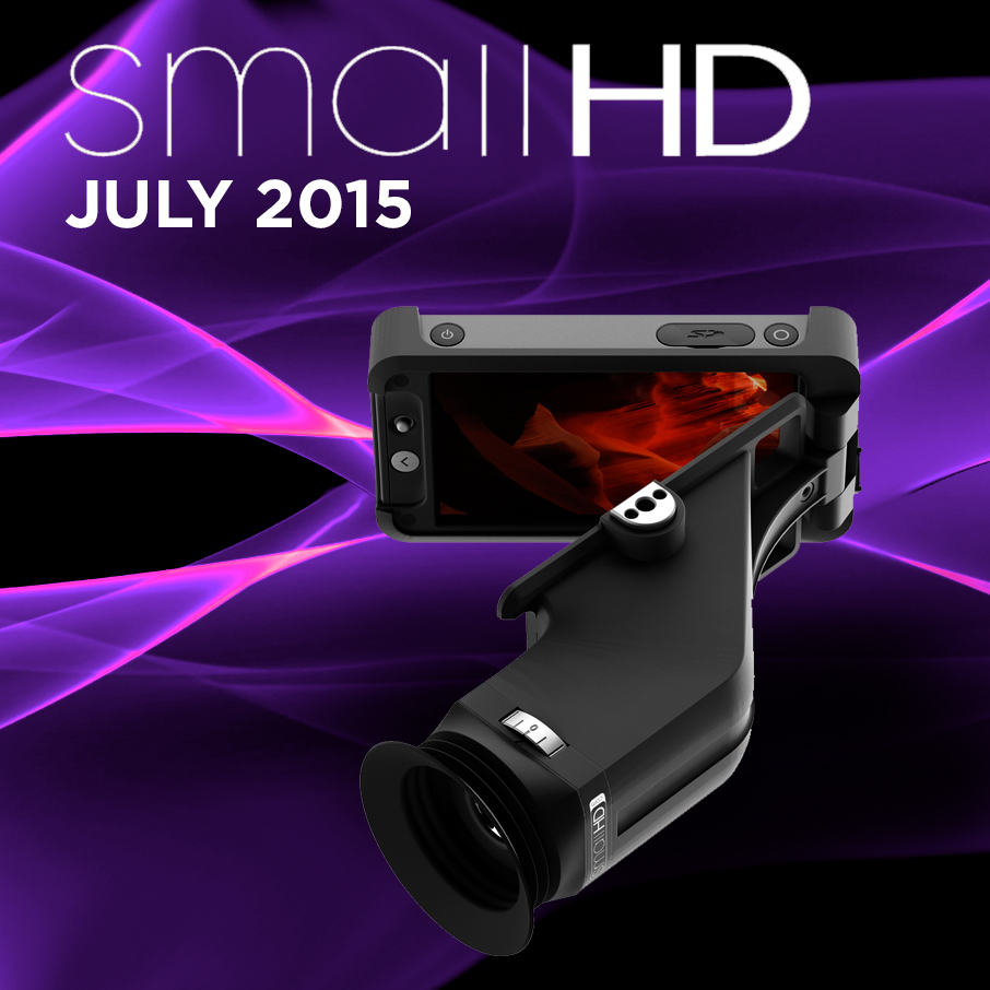 Small HD 500 Series Monitor & Sidefinder Attachment: Firmware Version 1.2