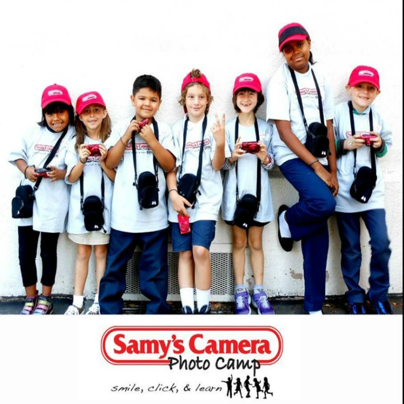 It's Back to School for Samy's Camera Photo Camp!
