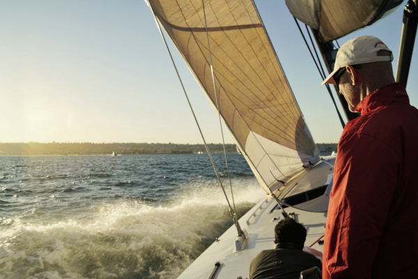 Sony Alpha A7rII sailing photo