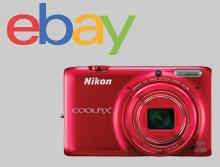 used nikon cameras, used nikon lenses, nikon used