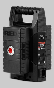Red Digital Cinema Batteries & Chargers