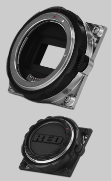 Red Digital Cinema Lens Mounts