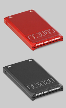 Red Digital Cinema Media Storage Devices