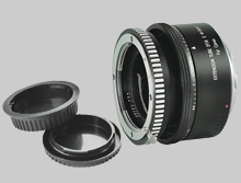 Savage Extension Tubes