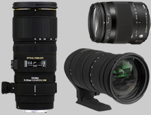 camera lenses, zoom lenses, sigma lenses, zoom lens
