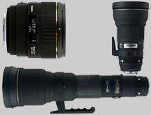 camera lenses, telephoto lenses, sigma lenses, telephoto lens