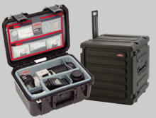 SKB Equipment Cases and Bags