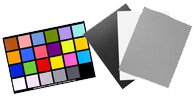 grey cards, color calibration tool, white balance card