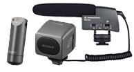camcorder audio