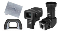 Diopters, Eyecups & Eyepieces, Focusing Screens, Viewfinders