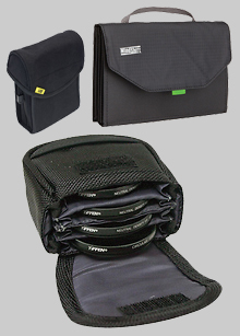 Filter Pouches & Cases