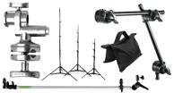 Light Stands, Grip Equipment