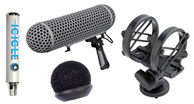 boom poles, microphone accessories