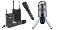 Camera Microphone, Microphones, Camera Mic