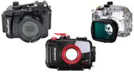 Point & Shoot Housings, best underwater camera