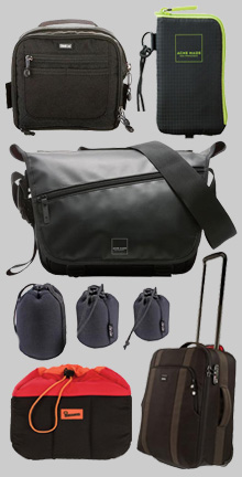 Camera Bags & Pouches