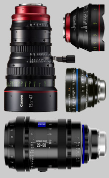 Cinema Lenses