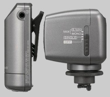 Video Dedicated Camcorder Audio Accessories