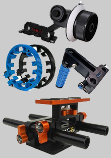 HDSLR Camera Support Accessories