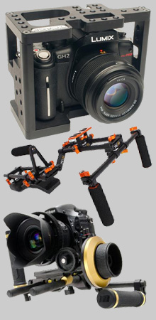 HDSLR Camera Support Systems