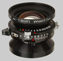 Large Format Lenses