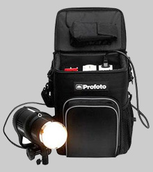 Portable Strobe Lighting