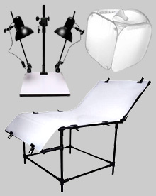 Shooting Tables & Tents