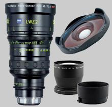 Video Lenses & Accessories