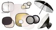 Reflectors & Light Modifiers