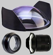 amphibico lens ports, aquatech lens ports, nauticam lens ports, sea & sea lens ports, zen underwater lens ports