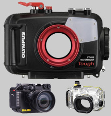 underwater point and shoot housings, underwater photography, underwater camera, underwater housing,  underwater waterproof cases, canon underwater housings, sony underwater housing