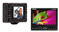 video monitors, director viewfinders, gaffer viewfinders, lcd monitors for video
