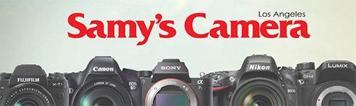 Samy's Camera Los Angeles - Shop Now