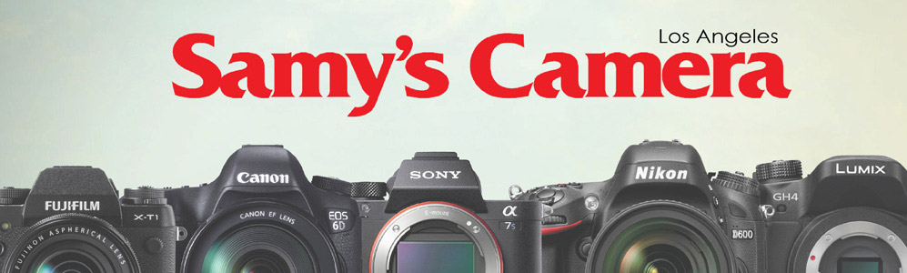 Samy's Camera Los Angeles - Shop Now