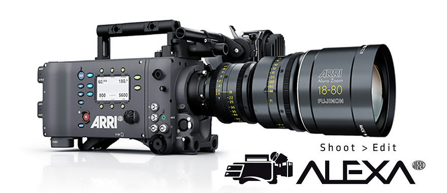 ARRI Alexa digital cinema camera