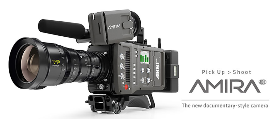 ARRI Amira digital cinema camera