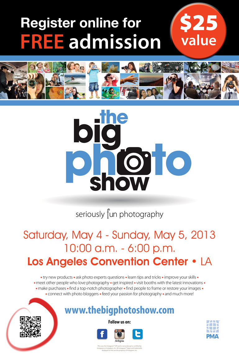 The Big Photo Show 2013