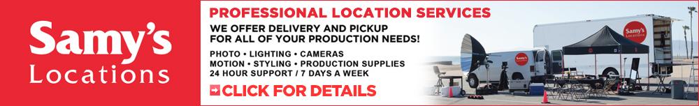 Samys Camera Samys Camera Rental Department
