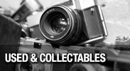 Used & Collectible Cameras