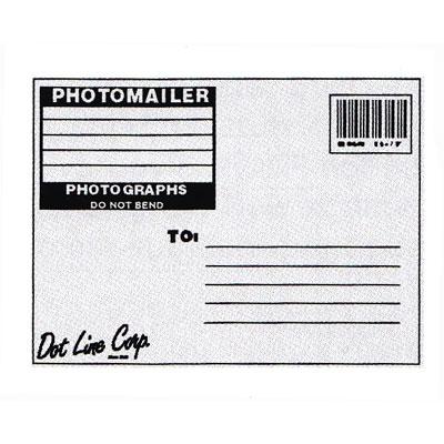 Image of Dot Line Corp. Photograph Mailer 11x14