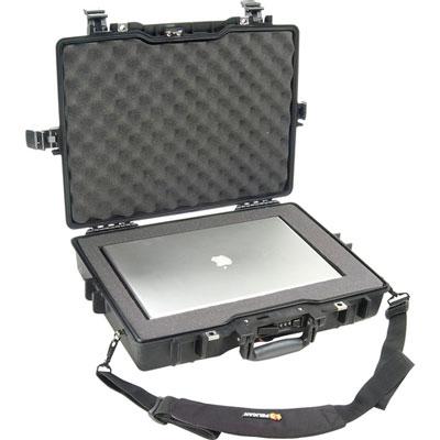 1495 Case with Foam Black