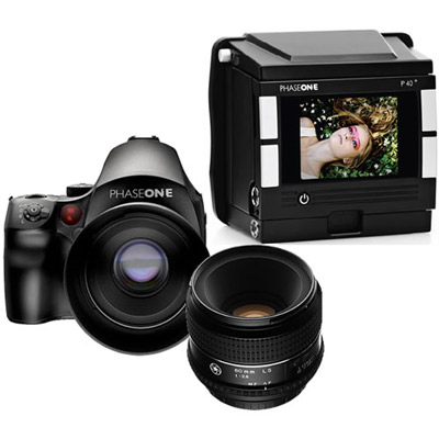 P40+ Back Bundle with 645DF Body and 80mm Lens