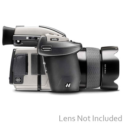 H4D-60 Medium Format Digital SLR Camera Body