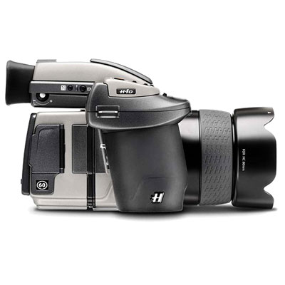 H4D-60 Medium Format Digital SLR Camera with 80mm Lens