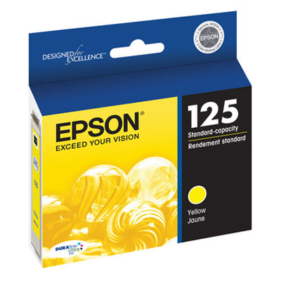 Click here for Yellow Ink Cartridge for Epson NX420 Printer prices