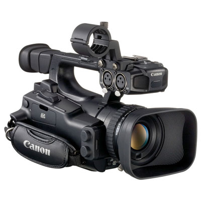 Click here for XF105 High Definition Professional Camcorder prices