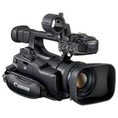 Click here for XF100 High Definition Professional Camcorder prices