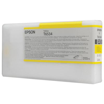 200ml Yellow Ultrachrome HDR Ink Cartridge