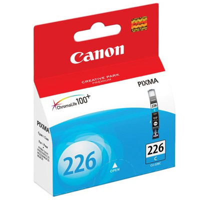CLI-226 Cyan Ink Cartridge